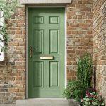 DISTINCTION DOORS RESUMES SALE OF GRP FIRE DOORS