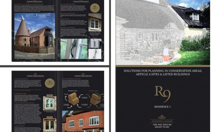 NEW PLANNING AND CONSERVATION GUIDE FROM THE RESIDENCE COLLECTION