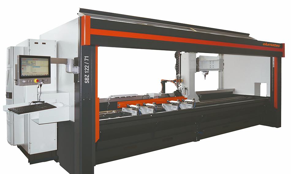 ELUMATEC MACHINERY PACKAGE ENHANCES VIBRANT COMMERCIAL CONTRACTOR