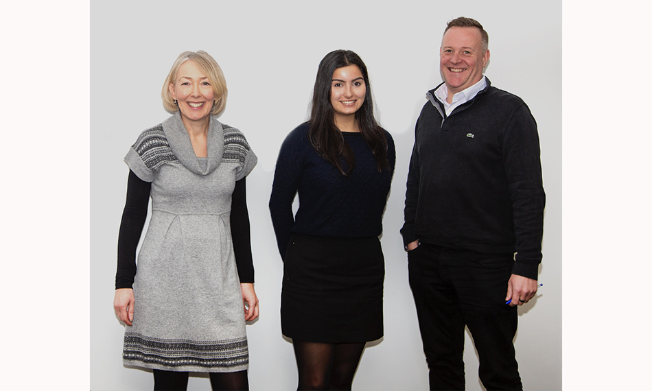 LEADING FULL-SERVICE MARKETING AGENCY MAKES THREE KEY APPOINTMENTS