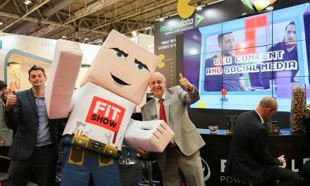 PURPLEX BACK TO TURN HEADS AT FIT SHOW 2019