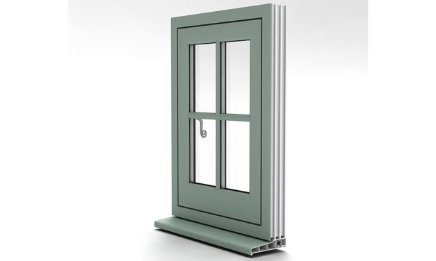 UNIVERSAL TRADE FRAMES ADD SPECTUS FLUSH CASEMENT WINDOW TO ITS PORTFOLIO