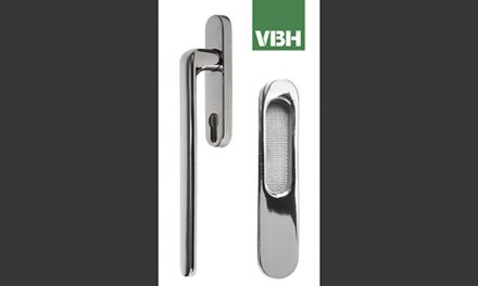 VBH LAUNCHES GREENTEQ ASPIRE: A NEW RANGE OF HANDLES AND FINGER PULLS