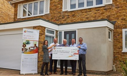 SAINT-GOBAIN BUILDING GLASS CELEBRATES SECOND WIN YOUR WINDOWS BACK COMPETITION WINNER