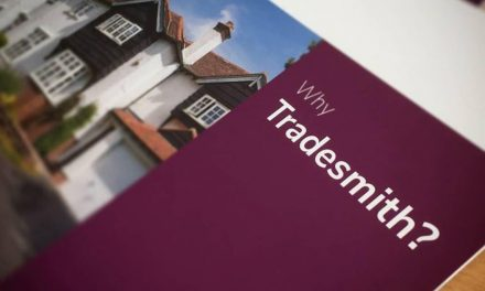 TRADESMITH'S NEW 'WHY TRADESMITH?' BROCHURE