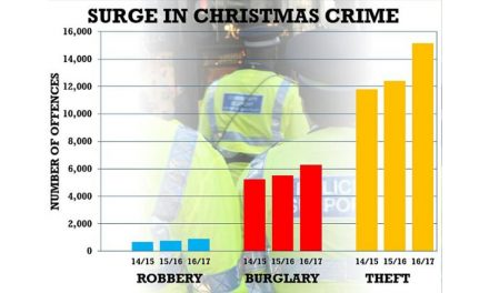 BE PREPARED: CRIME WILL ROCKET OVER THE FESTIVE SEASON SECURITY PROFESSIONALS ISSUE STARK WARNING
