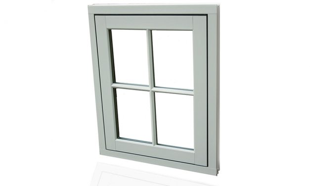 IT'S ALL IN THE WELD FOR VUELTA FLUSH SASH WINDOWS