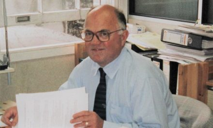 JOHN WEIR –TRIBUTE TO A TECHNICAL PIONEER