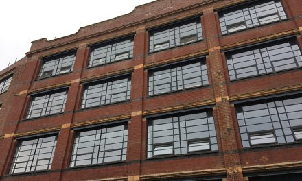 W20 STEEL WINDOWS SHINE IN JEWELLERY QUARTER CONSERVATION CONTRACT