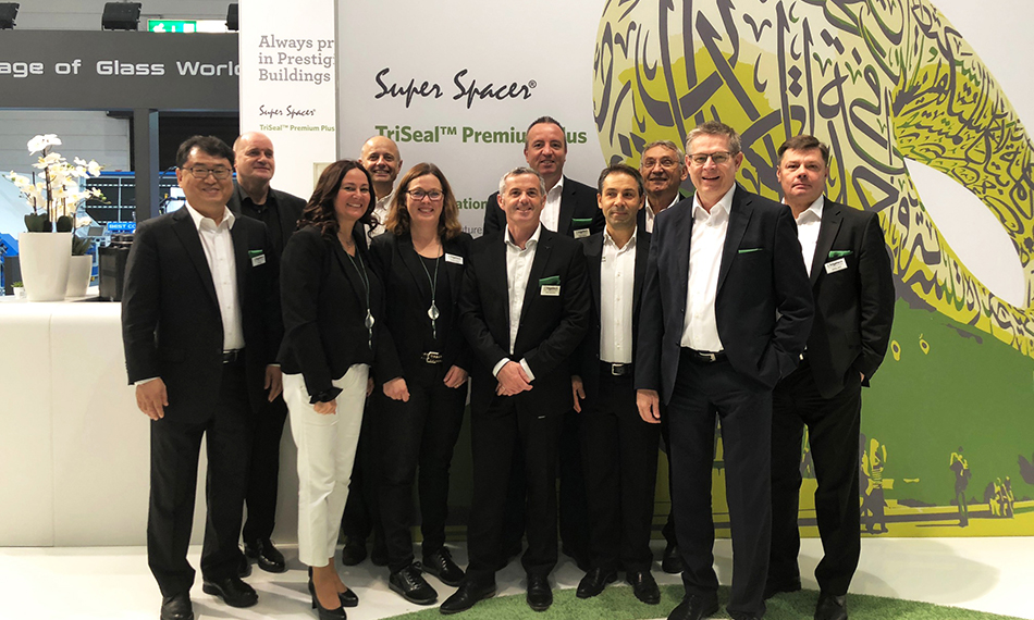 EDGETECH HEADS TO DUSSELDORF FOR 25TH ANNUAL GLASSTEC EXPO