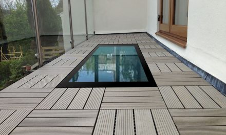 TuffX Expands Rooflight Range With Walk-On Offering