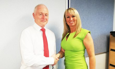 NEW HEAD OF SALES AT EPWIN WINDOW SYSTEMS