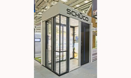 SCHUECO UK NOW HAS A DISPLAY STAND IN NATIONAL SELF-BUILD CENTRE