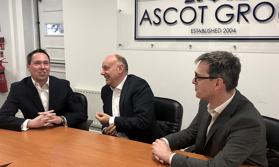 ANDREW SCOTT EXPANDS TEAM WITH M&A ACCOUNTANT AND TOP CORPORATE LAWYER