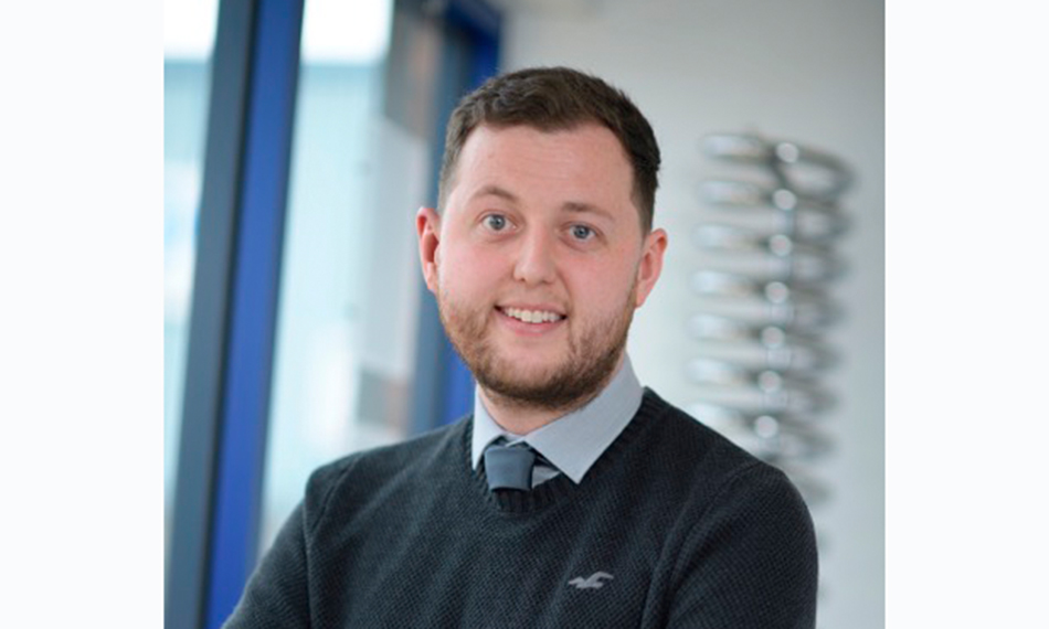 PROMOTING FROM WITHIN: DOORCO'S BEN ASPINALL MOVES UP THE RANKS