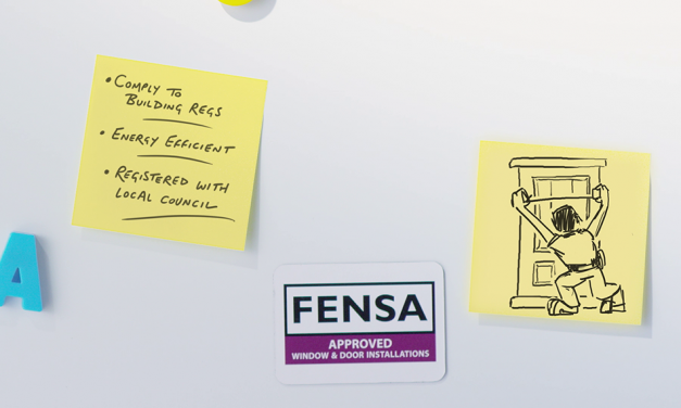 FENSA FIRST TV AD HELPS HOMEOWNERS CHOOSE PROFESSIONAL WINDOW AND DOOR INSTALLERS