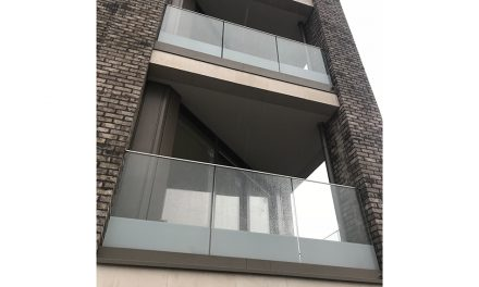 BRIXTON BALCONIES ARE A COMMERCIAL SUCCESS FOR TUFFX