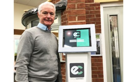 INSTALLERS LIVES MADE EVEN EASIER THANKS TO EASY CONNECT FROM LISTERS