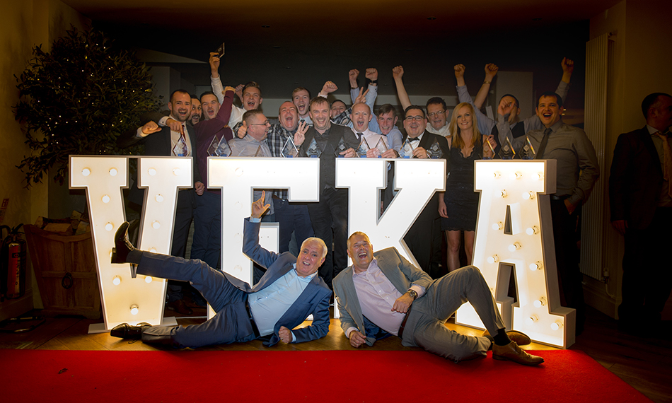 VEKA GROUP SCORES A HAT TRICK AT RED ROSE BUSINESS AWARDS