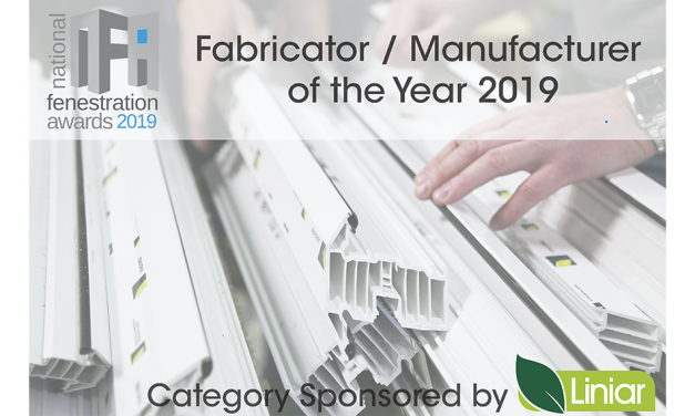 LINIAR SPONSORS NFA AWARD FOR FABRICATOR/MANUFACTURER OF THE YEAR