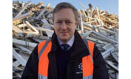 SCHOLES STEPS UP TO MD ROLE AT VEKA RECYCLING