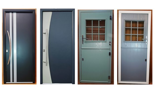 FORCE 8'S EVER EXPANDING DOOR COLLECTION