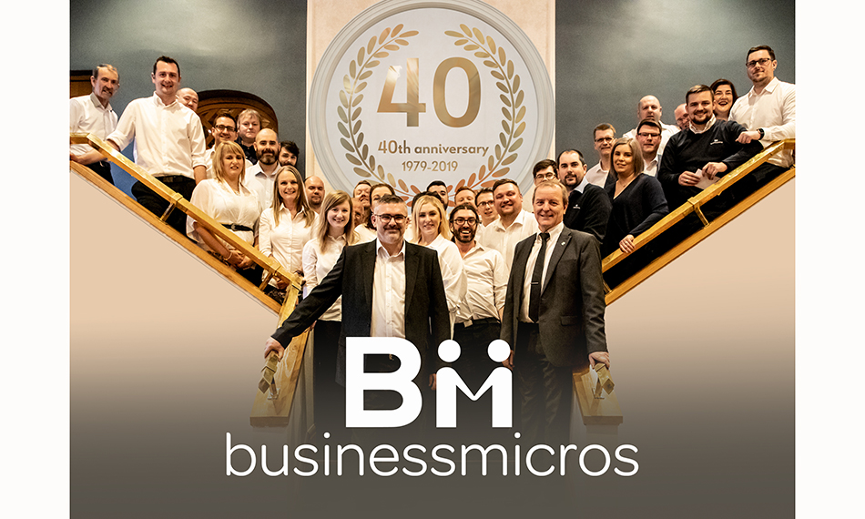 BUSINESS MICROS PROMISES SOMETHING BRAND NEW