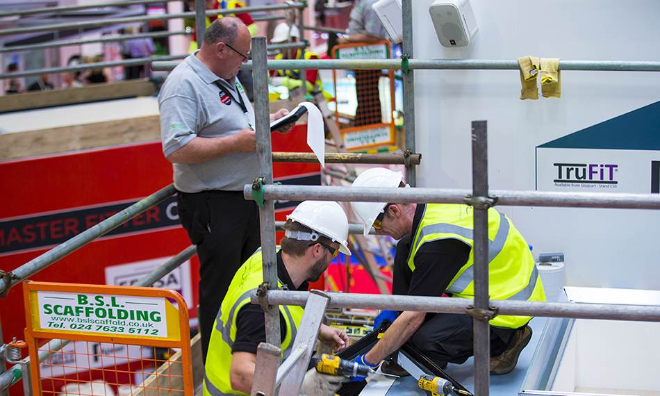 BUILDING OUR SKILLS SUPPORTS FIT SHOW'S SKILLS THURSDAY INITIATIVE