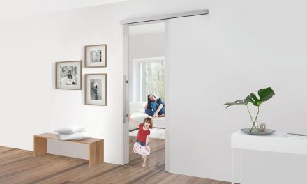dormakaba LAUNCHES NEW MUTO SLIDING DOOR SYSTEM