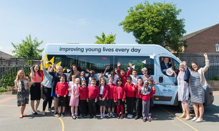 MORLEY GLASS & GLAZING SUPPORTS 20 CHARITIES IN 20TH YEAR