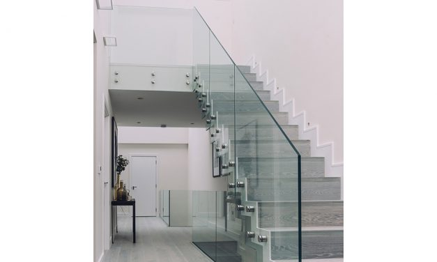 TUFFX BALUSTRADES TAKE THE LIMEIGHT IN EXCLUSIVE MUSWELL HILL HOME