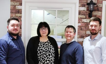 QUICKSLIDE BOLSTERS SALES TEAM