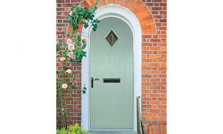 ARCHED COMPOSITE DOORS TO TRULY ENHANCE YOUR HOME