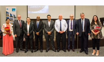 "GGF MENA CONFERENCE HAILED ""GREAT SUCCESS"""