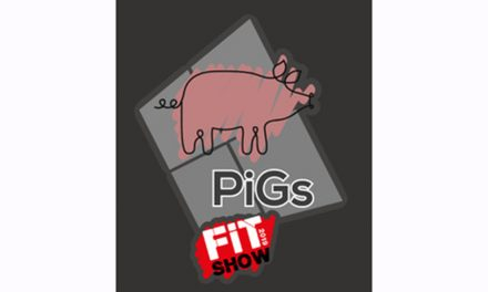 TROT ALONG TO PIGS AT FIT TO SEE WHO'S SNOUT AND ABOUT