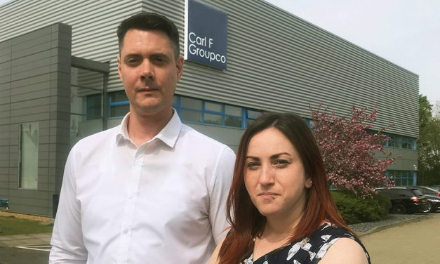 CARL F GROUPCO APPOINTMENTS  SUPPORT SERVICE STRATEGY