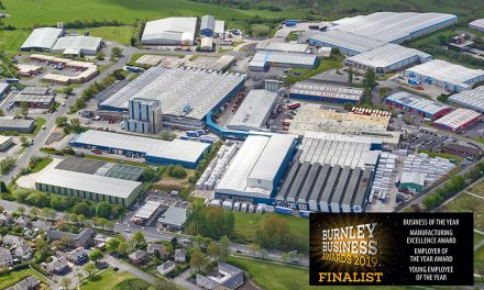 VEKA COMES TO THE FOUR ON BURNLEY BUSINESS AWARDS SHORTLIST