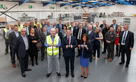 CMS LAUNCHES TRADE PVCU WINDOWS AND DOORS SERVICE WITH DEDICATED NEW EAST KILBRIDE FACTORY