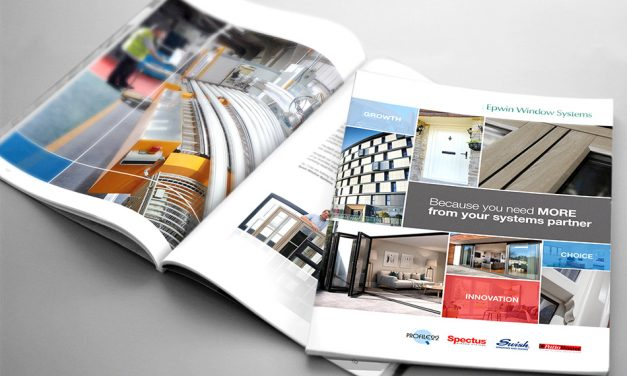 DISCOVER YOUR COMPETITIVE ADVANTAGE WITH THE NEW EPWIN WINDOW SYSTEMS' FABRICATOR BROCHURE