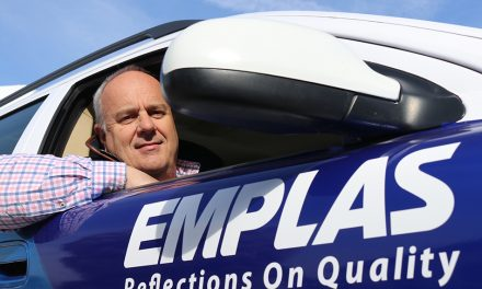 EMPLAS STEPS UP TO SUPPORT CHARITY FUNDRAISER