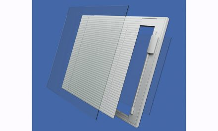 NEW AND IMPROVED BLINK INTEGRAL BLINDS FROM ODL EUROPE