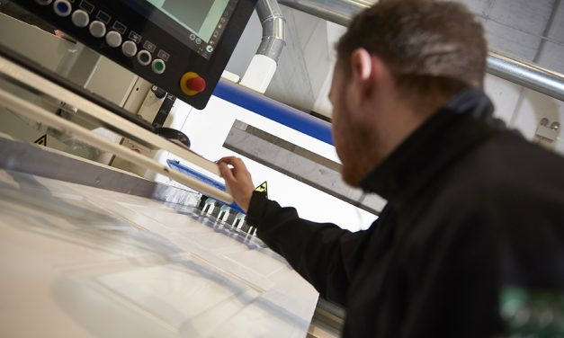ODL EUROPE OPENS ITS NEW IN-HOUSE DOOR PREPPING FACILITY