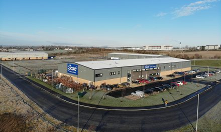 SCOTIA OPENS NEW FACTORY AND CELEBRATES 35 SUCCESSFUL YEARS WITH HALO