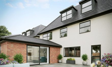 EPWIN WINDOW SYSTEMS LAUNCHES STELLAR, ITS GAME-CHANGING ALUMINIUM SYSTEM