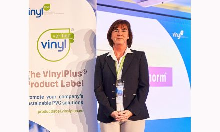 AN ALL-TIME HIGH: ALMOST 740,000 TONNES OF PVC RECYCLED IN 2018 – UP BY 15.6% FROM 2017