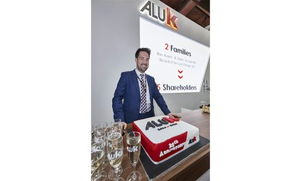 25 YEARS OF CELEBRATIONS FOR ALUK