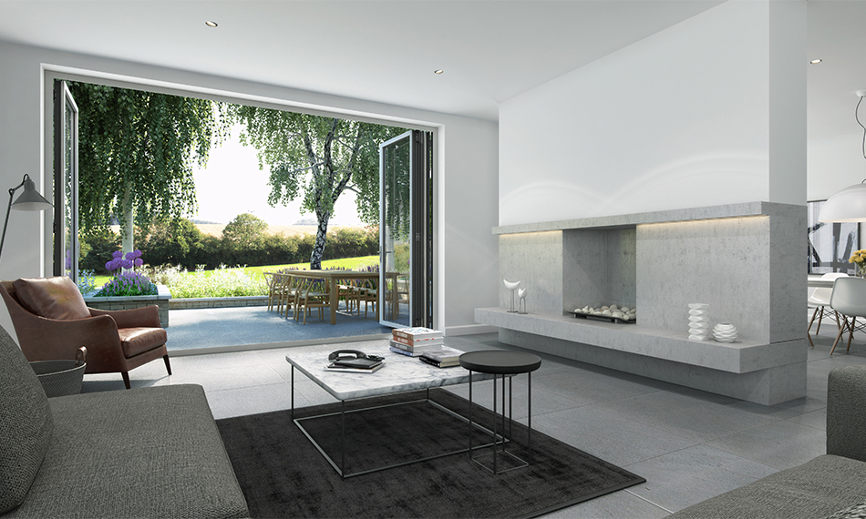 SENIOR LAUNCHES NEW ALI FOLD HD PATIO DOORS