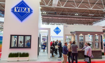 THERE'S NO BUSINESS LIKE SHOW BUSINESS FOR VEKA UK GROUP