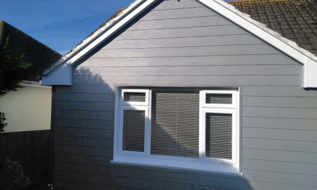FREEFOAM'S QUALITY AND SERVICE UNDERPIN 20-YEAR RELATIONSHIP WITH EXMOOR FASCIAS