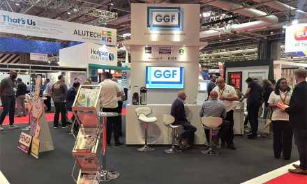 ENJOYABLE FIT SHOW FOR GGF
